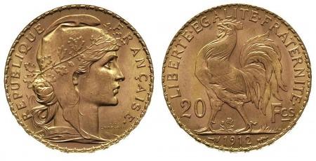 20 franków Francja